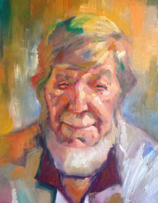 Petr Mucha - portrét pana Trojka